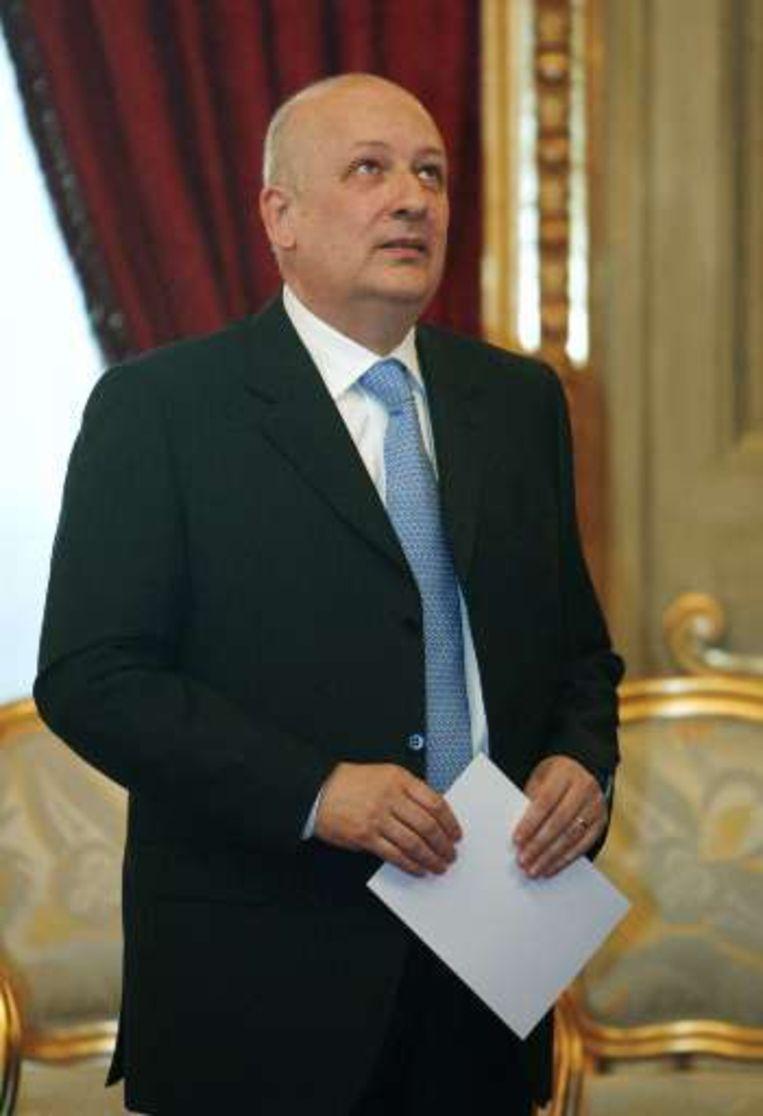 Minister Bondi. Beeld UNKNOWN