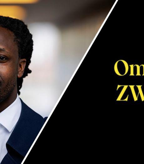 'Omroep Zwart moet de naam veranderen en Akwasi eruit gooien'
