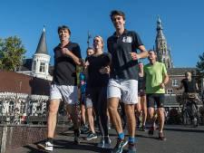 Michiels Singelloop: 'Een week na de chemokuur zal het lopen wat zwaarder zijn'