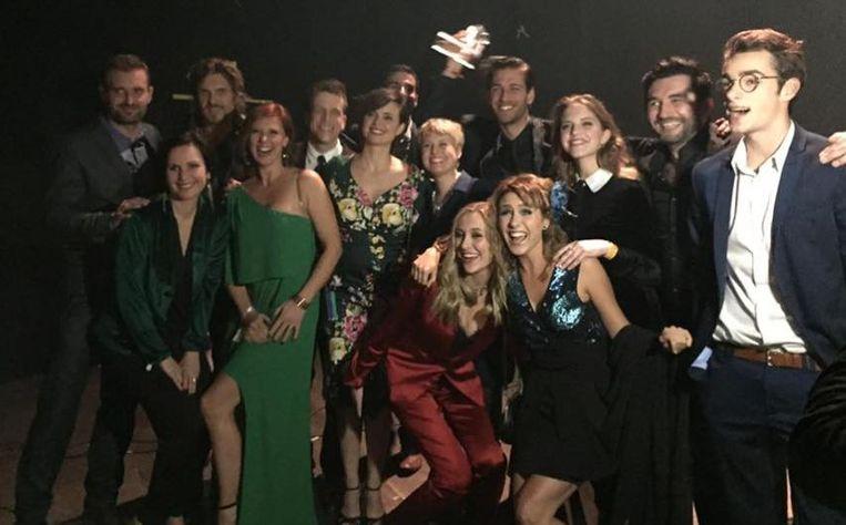 Familie won de Award voor Favoriete TV-programma.