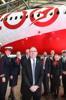 Recordvlucht: non-stop van Londen naar Sydney in 19 uur en 19 minuten