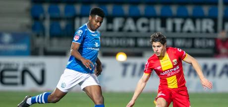 Onfortuinlijk FC Den Bosch vergeet comeback over de streep te trekken en ziet Go Ahead in extremis langszij komen