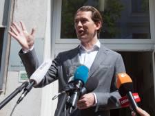 Les conservateurs en tête, l'extrême droite troisième, en Autriche