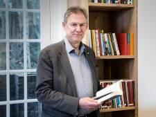 Han van Krieken leest een boek graag vaker: 'Elke keer lees je weer nieuwe dingen'
