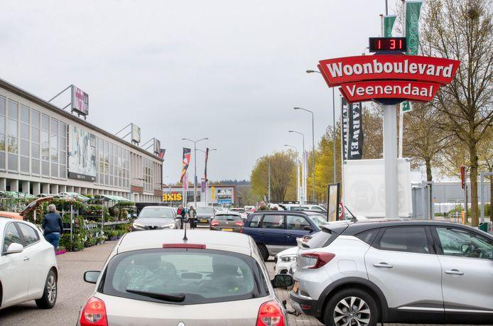 De Woonboulevard van Veenendaal.