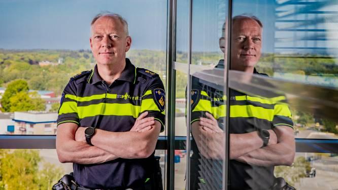 Hoogste politiebaas van Oost-Nederland Oscar Dros wordt nieuwe landelijke politiebaas