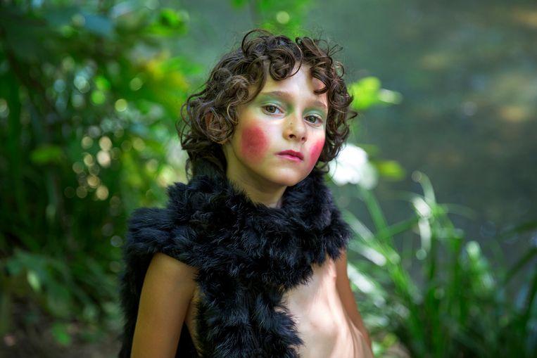 'Summer 1993' draait om de avonturen van de 6-jarige Frida. Beeld RV