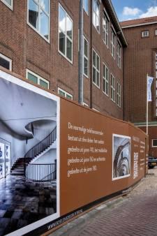 Oud KPN-gebouw grotendeels naar de grond, ruim baan voor 'een nieuw stuk binnenstad' in Den Bosch