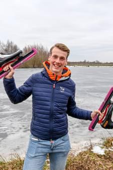 Is Jarle Gerrits uit Oudenbosch de toekomst van het Nederlandse schaatsen? 'Als Annamarie het zegt, zal het wel zo zijn'