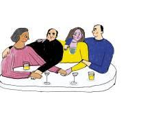 Sjoukje en Bram bezoeken weleens een parenclub: 'In de volksmond heet het swingen, wat we doen'