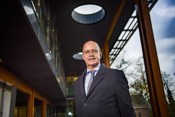 Alex van Hedel is waarschijnlijk ook de komende zes jaar burgemeester van Brummen.