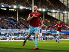 West Ham United pakt eerste punten op bezoek bij Everton