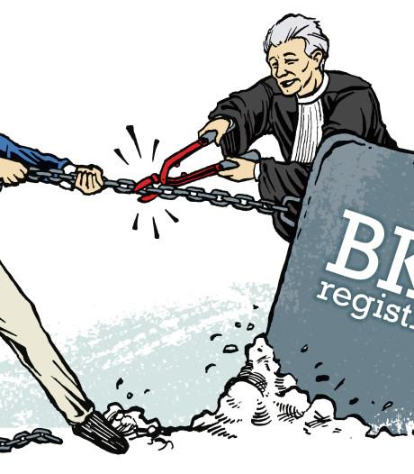 Aanvechten BKR-registratie werkt