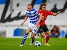 Door Graafschap-fans aangevallen Dzepar neemt wraak met Helmond: 'Dat vergeet je niet'