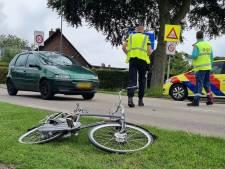Fietser gewond door aanrijding met auto in Ulft