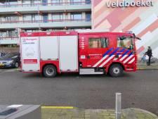 Bewoners Edese flat ruiken benzine, lekkende scooter blijkt bron