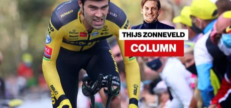 Column Thijs Zonneveld | Tom Dumoulin is weer renner, maar dan wel met een iets minder nauw korset