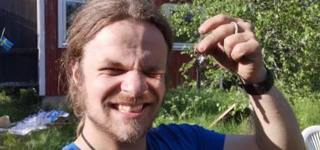 Hardenberger kiest voor natuurlijk leven in Zweden