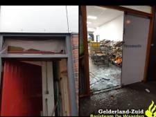 Twee supermarkten in Culemborg slachtoffer van inbraak in dezelfde nacht