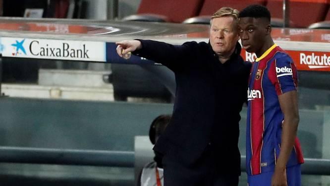"""Barça-coach Koeman gelooft in nieuwe remontada tegen PSG: """"Niets is onmogelijk"""""""