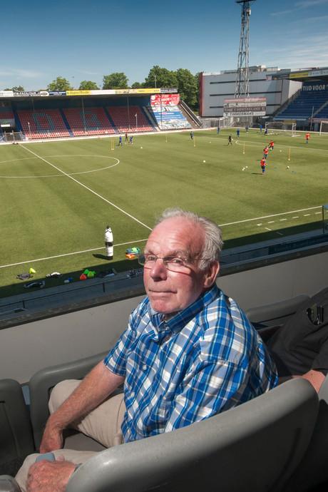 Supporters zijn klaar met FC Den Bosch om mogelijk verdwijnen honk én tribune
