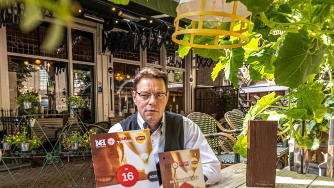 Brasserie-eigenaar uit Zwolle over Terras Top 100: 'Na coronatijd is dit een opsteker'
