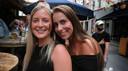 EK-babes van de uitgaansbuurt Thalissa Meiresonne en Sarah Timmerman