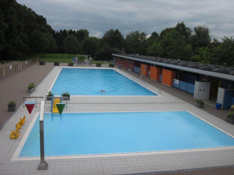 Zwembad Neptunus gaat deze zomer niet meer open, het wordt gesloopt.