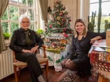 Yara is op tijd terug uit Zuid-Afrika om haar oma (90) na twee jaar weer te zien met de kerst