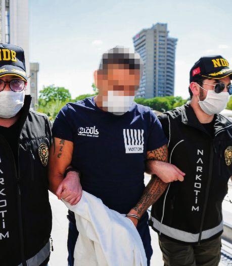 Turkse justitie eist 1482 jaar gevangenisstraf tegen Schiedamse drugsbaron Çetin G. en compagnon