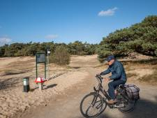 Minder paden en minder bewegingsvrijheid: dit gaat er veranderen in de Veluwse natuur