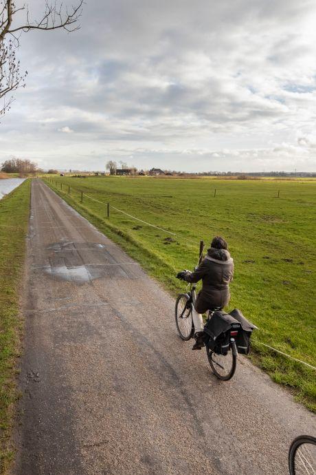 Staatsbosbeheer herstelt natuur in het Binnenveld: waar nu landbouwgrond is, komen natte graslanden