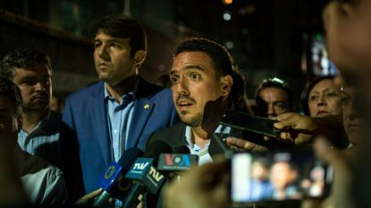 Oppositielid en rechterhand Guiadó opgepakt door Venezolaanse inlichtingendienst