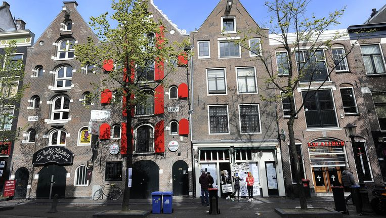 De Amsterdamse gemeenteraad bespreekt donderdag '1012Inc'. Beeld ANP