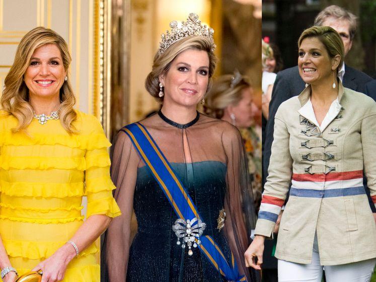 Máxima wordt 50: Stem op de meest spraakmakende outfits van de koningin