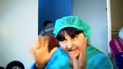 Patiënt ontsnapt uit quarantaine en geeft interview