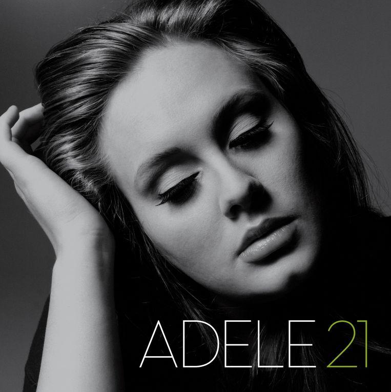 Albumcover van '21'. Beeld AP