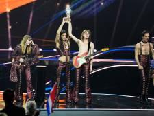 Kijkcijferrecord voor finale songfestival: 5,4 miljoen kijkers zien Italië winnen