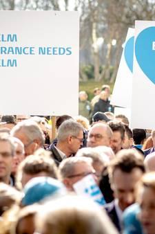 Minister: zou heel raar zijn als Elbers niet bij KLM blijft