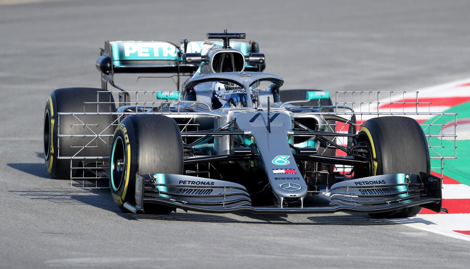 Valtteri Bottas wist vorig seizoen geen enkele Grand Prix te winnen.