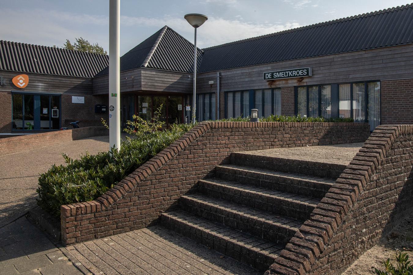 Gemeenschapshuis De Smeltkroes in Maarheeze.