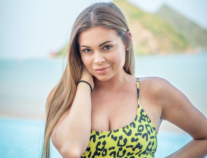 Cheyenne was een van de verleidsters tijdens 'Temptation Island 2020'. Ze had een klik met Karim, maar kon hem niet in de fout laten gaan.