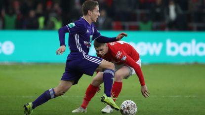 """Frank Arnesen ondanks zevende plaats blij met transfers Anderlecht en natuurlijk Yari Verschaeren: """"Hij pikt het allemaal zo snel op"""""""
