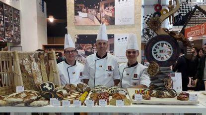 Belgisch brood met netels en rode biet wint goud op WK bakkers