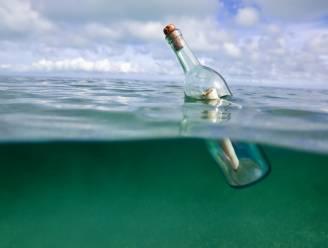Flessenpost uit Japan na 37 jaar en reis van 6.000 kilometer aangespoeld