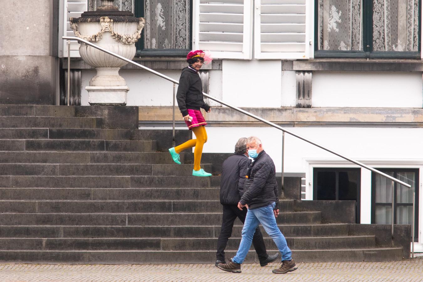 Deze weken wordt op Paleis Soestdijk het Sinterklaasjournaal opgenomen.