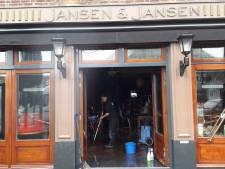 Grote schoonmaak bij eetcafé in Schijndel is begonnen