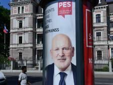'Nog geen besluit over voordracht Timmermans'