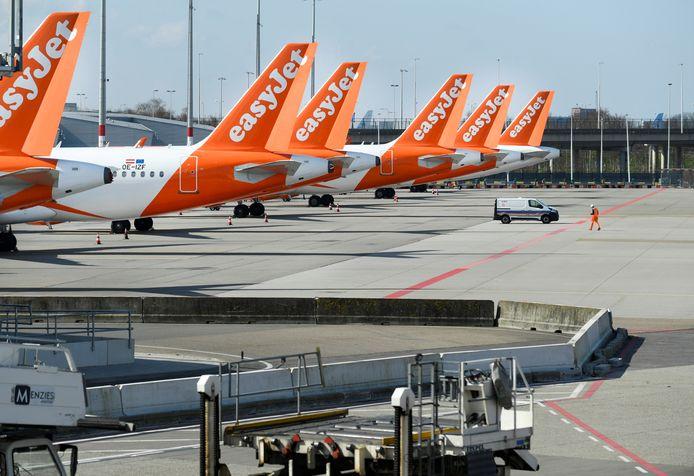 L'aéroport de Schiphol à Amsterdam.