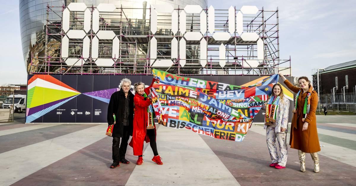 Organisatie songfestival laat niets aan het toeval over: speciale teststraat bij Rotterdam Ahoy - AD.nl